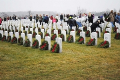 Placing of the wreaths